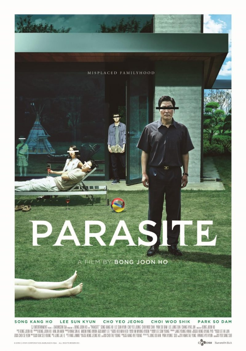 Parasita, filme ganhador de quatro Oscar em 2020
