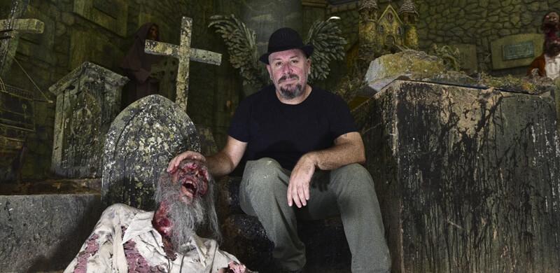 Museu dos Monstros, de Rodrigo Aragão