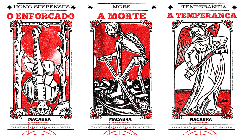 Tarot Macabra® DarkSide