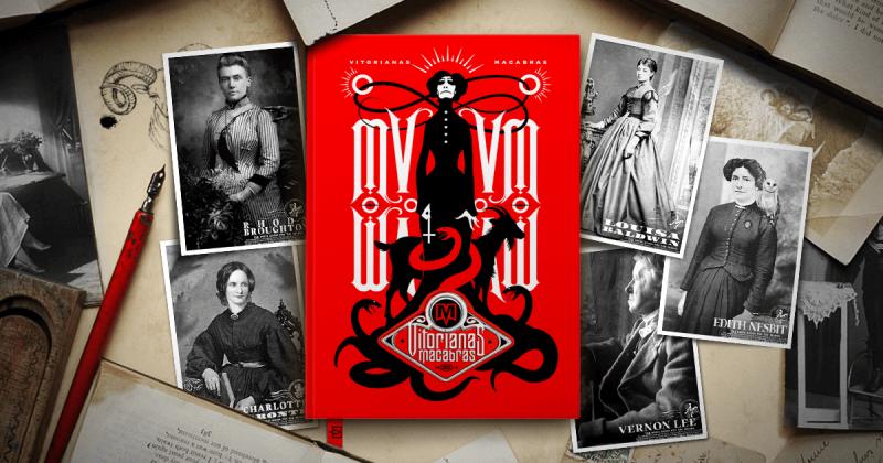 Vitorianas Macabras, lançamento da Macabra e DarkSide Books