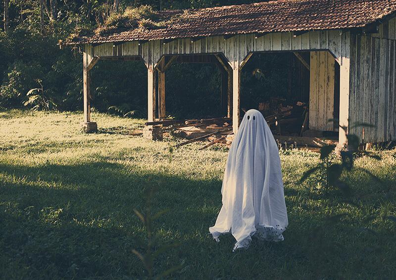 Ensaio de A Ghost Story, por João Victor Elias
