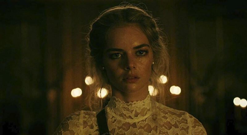 Final Girl: Grace, Casamento Sangrento