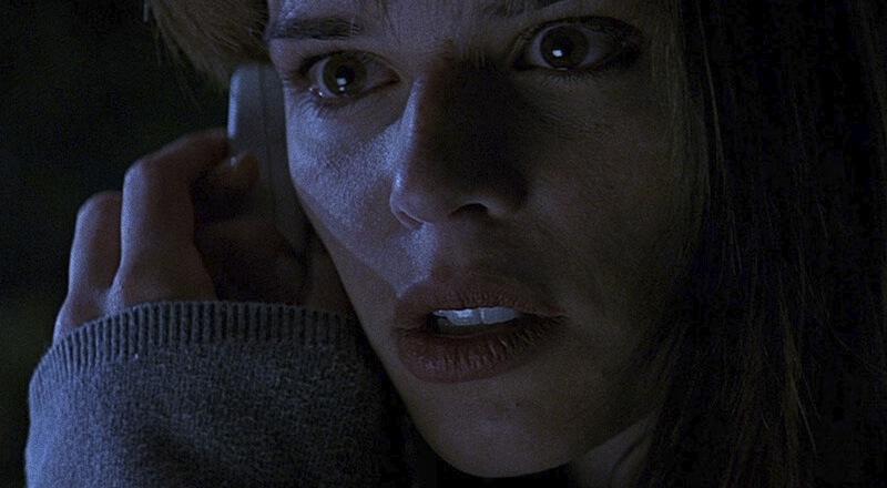 Final Girl: Sidney, Pânico