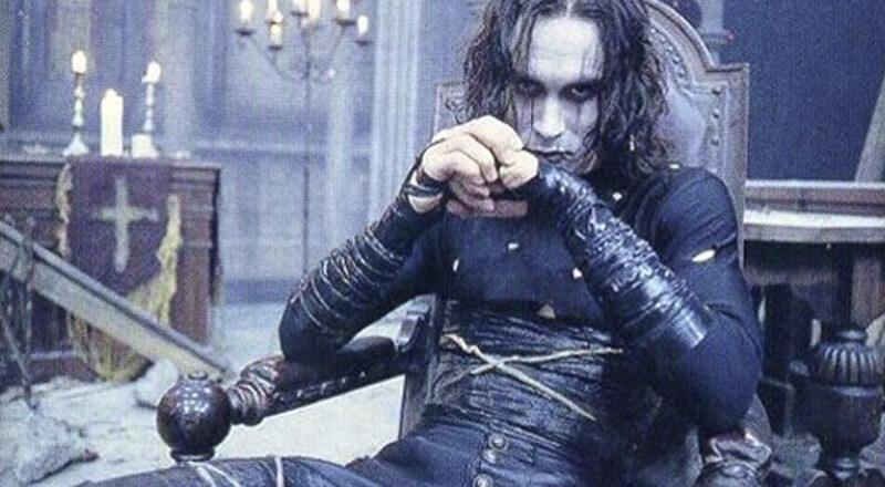 O Corvo, filme de terror