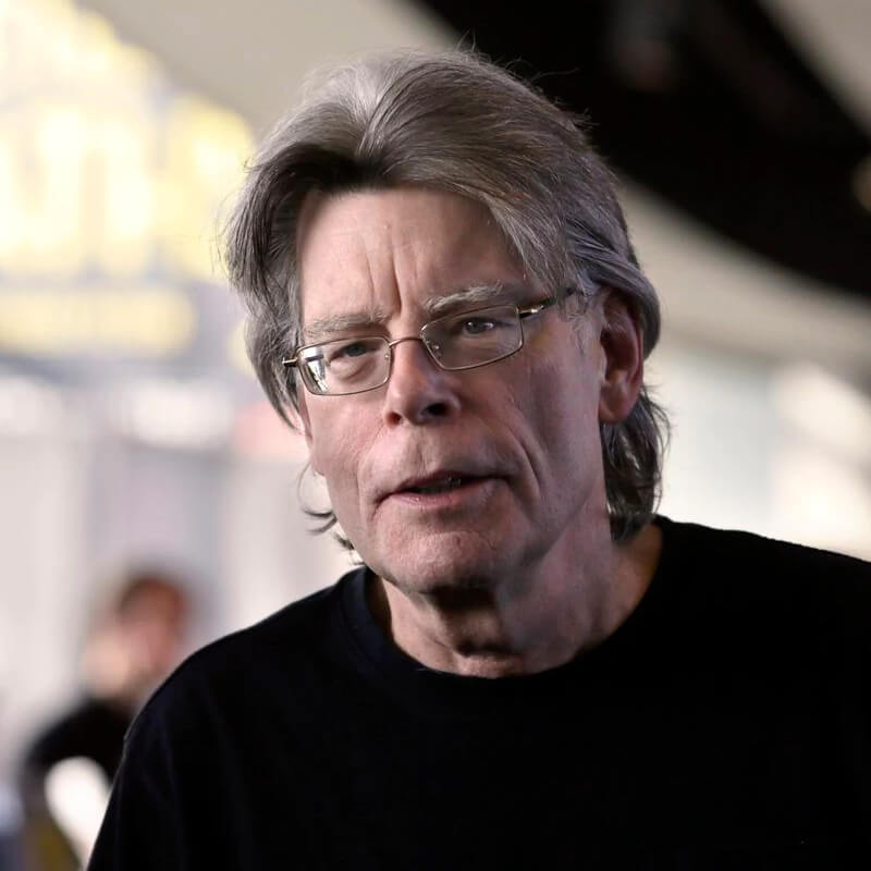 Stephen King, autor de terror