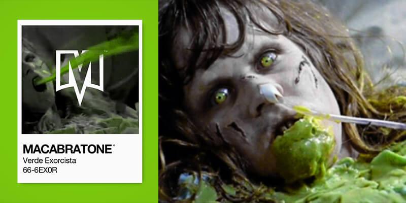 MACABRATONE: Verde Exorcista