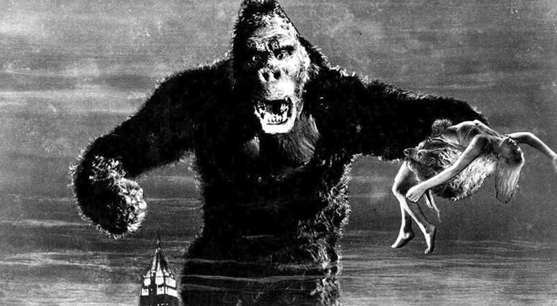 King Kong, filme macabro dos anos 1930