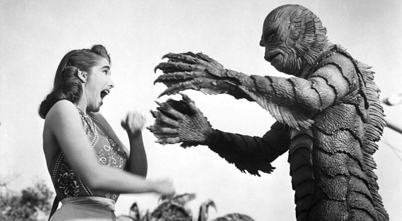 O Monstro da Lagoa Negra, filme macabro dos anos 1950