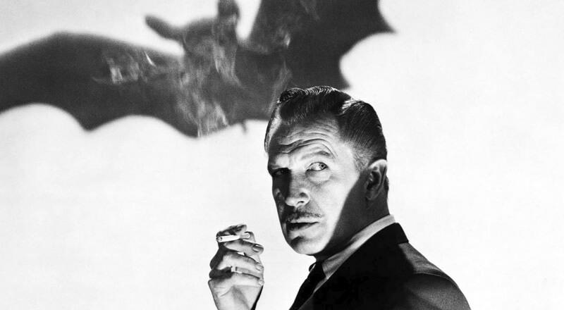 Vincent Price, ícone dos filmes de terror