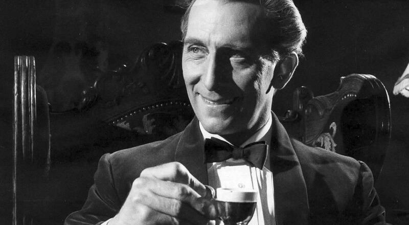 Peter Cushing, ícone dos filmes de terror