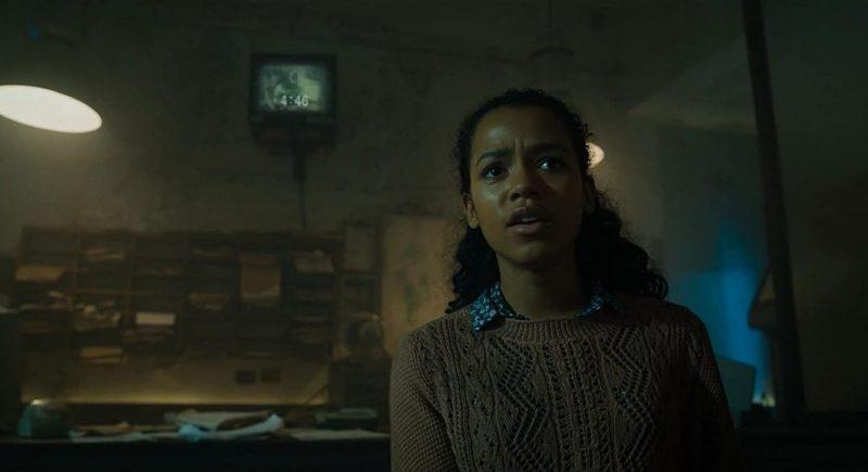 Escape Room, filme com Taylor Russell